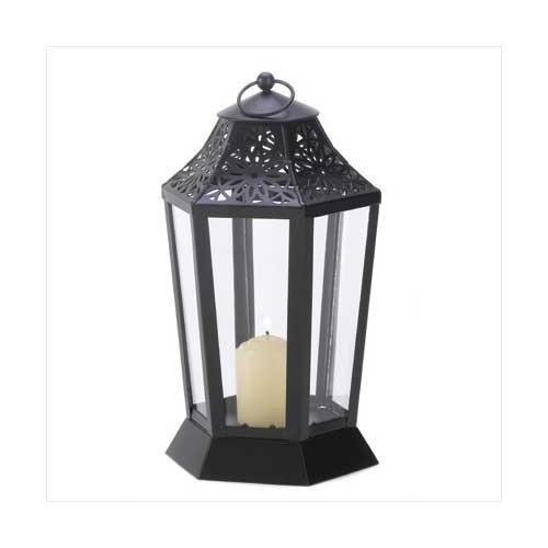 Midnight Garden Candle Lamp (pack of 1 EA)