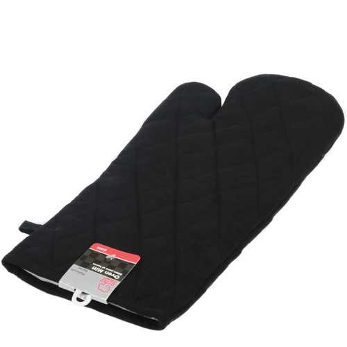 "Case of [12] 16.5"" Black BBQ Mitt - www.myhomeandgardendecor.com"