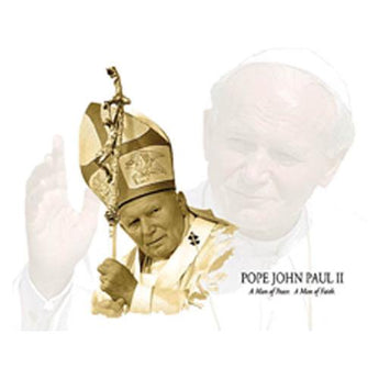 Pope John Paul II Collage - www.myhomeandgardendecor.com