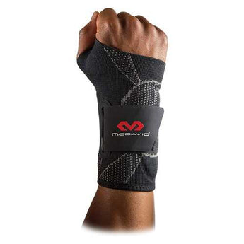 McDavid Elite Engineered Elastic Wrist Support Sleeve (Small/Medium) - www.myhomeandgardendecor.com