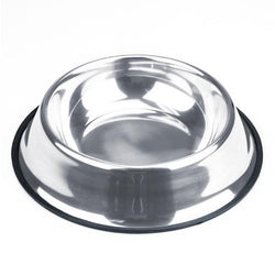 40oz. Stainless Steel Dog Bowl