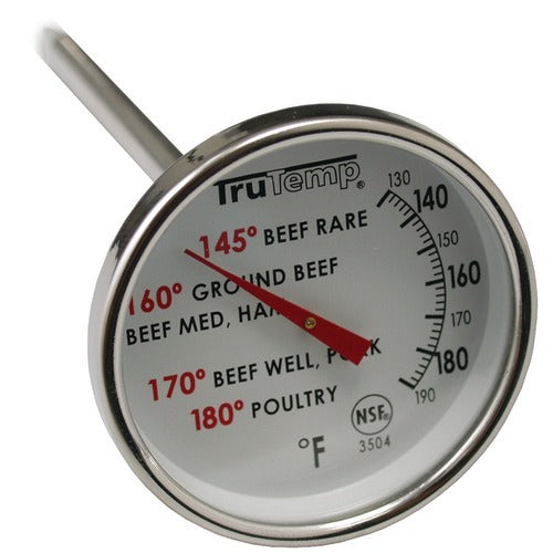 Taylor Meat Dial Thermometer (pack of 1 Ea)
