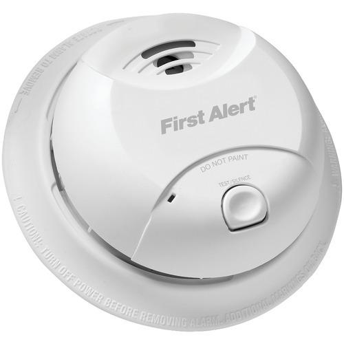 First Alert 10-year Sealed-battery Ionization Smoke Alarm (pack of 1 Ea)