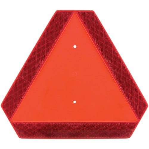 Sate-lite Slow-moving Vehicle Triangle (pack of 1 Ea)
