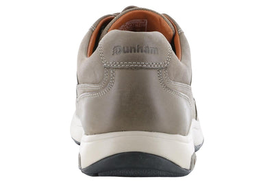 Dunham 8000 Blucher Casual Shoe Breen