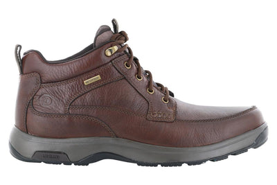Dunham 8000 Mid Boot Dark Brown