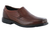 Rockport Style Leader 2 Bike Toe Slip-On Brown