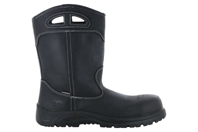 Avenger 7857 Framer Composite Toe Wellington Black