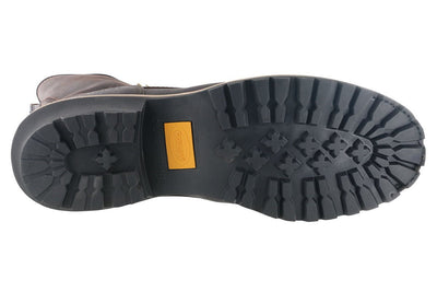 Carolina 8 Inch Steel Toe Logger