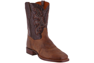 Dan Post Franklin Square Toe Boot