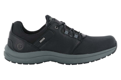 Dunham Sutton Tie Waterproof Shoe