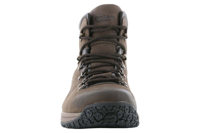 Dunham Ludlow Waterproof Boot Brown