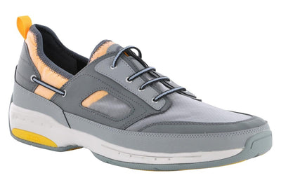 Dunham Captain Sport Boat Shoe Grey