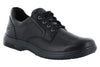 Dunham Service WP Plain Toe Black