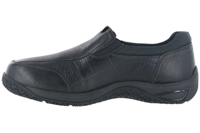 Dunham Litchfield Slip On Black