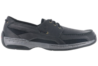 Dunham Captain Boat Shoe Black