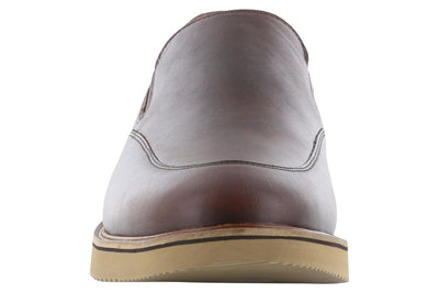 Dunham Clyde Slip-On Brown