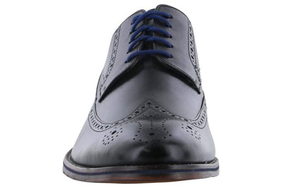 Florsheim Salerno Wingtip Oxford Black