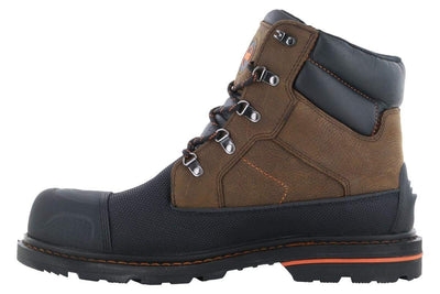 "Hoss K-Tough 6"" Composite Toe Boot"