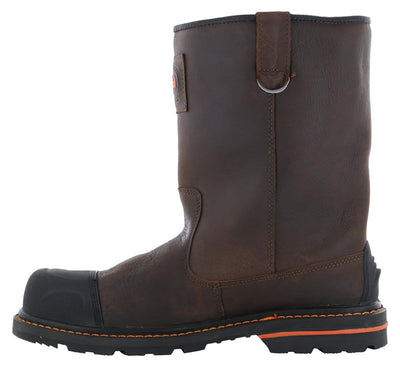 Hoss Cartwright Composite Toe Wellington Boot
