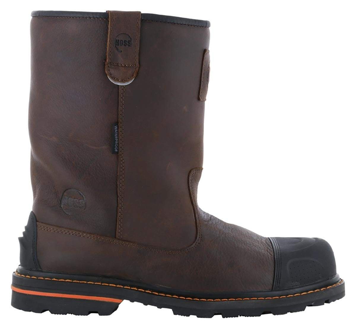 8242a40c610 Hoss Cartwright Composite Toe Wellington Boot