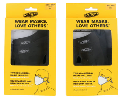 Keen Reusable 2-pack Together Face Mask