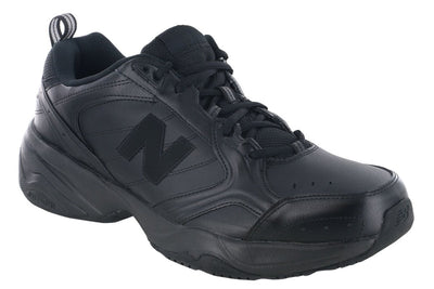 New Balance 624 Black Trainer