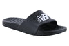 New Balance 100 Slide Black