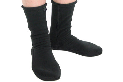 Polar Feet Nonskid Socks Black