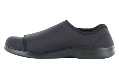 Propet Cush'N Foot House Slipper Black