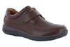 Propet Parker Velcro Shoe Brown