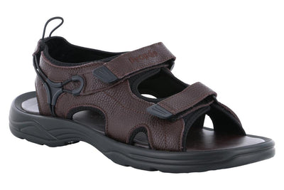 Propet Surfwalker II Sandal Brown