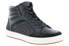 Propet Kenton High Top Casual Sneaker Black