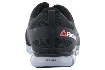 Reebok Sublite Safety Toe Black/Grey