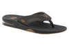 Reef Fanning Bottle Opener Flip Flop Brown