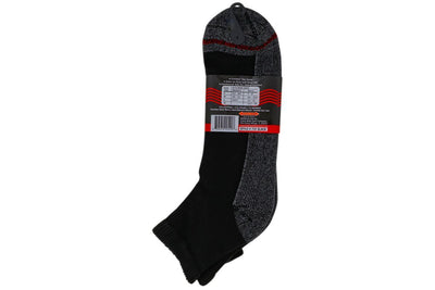 Socks Loose Fit Quarter Black