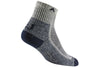 Wigwam Cool Lite Hiker Quarter Socks Grey/Navy