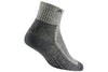 Wigwam Cool Lite Hiker Quarter Socks Grey/Charcoal