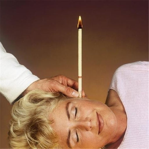 10pcs Coning Beewax Quicker Ear Candling Therapy Straight Style Ear Care SS