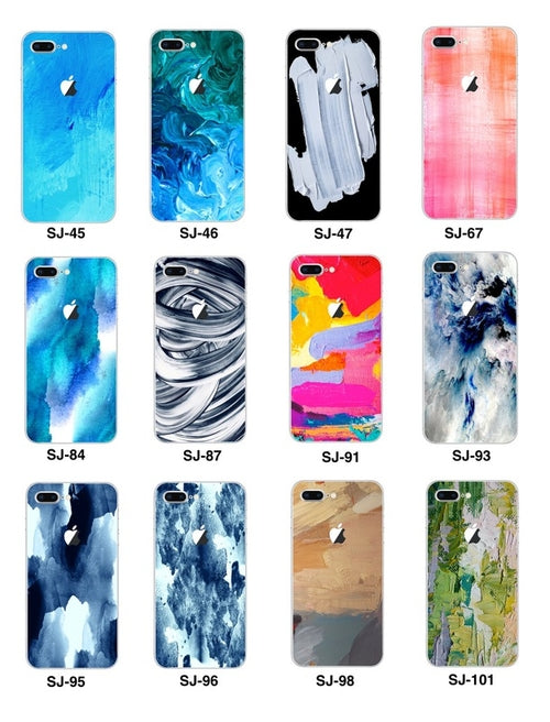 Paint iPhone Decal Sticker