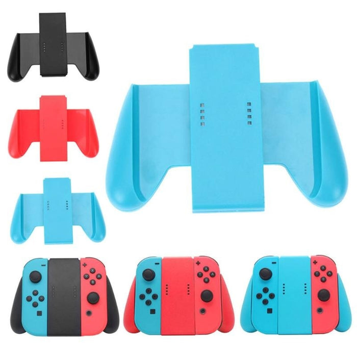 Comfort Grip Handle Bracket Support Holder Charger for Nintendo Switch