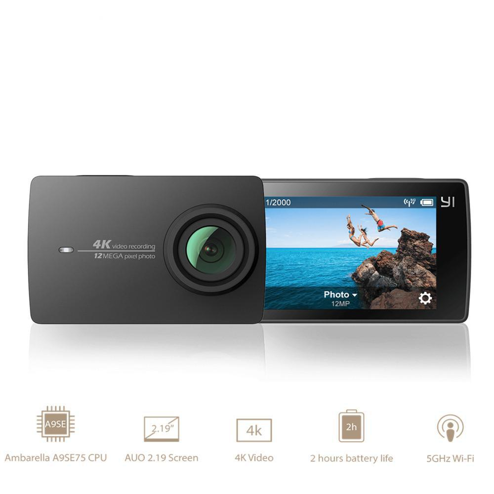 TechKara 4K LDC WIFI Camera