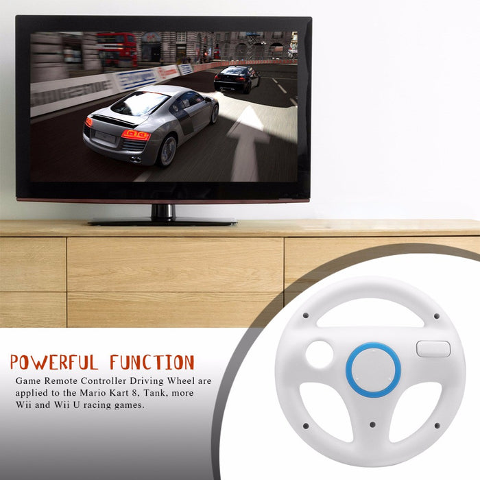TechKara Racing Steering Wheel Gamepad for Racing Games