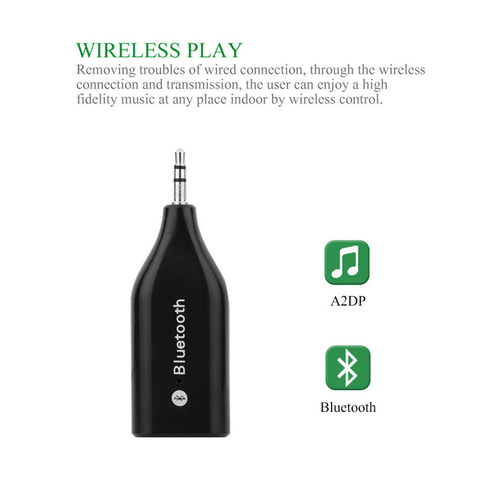 TechKara Universal Audio and music Receiver  3.5mm