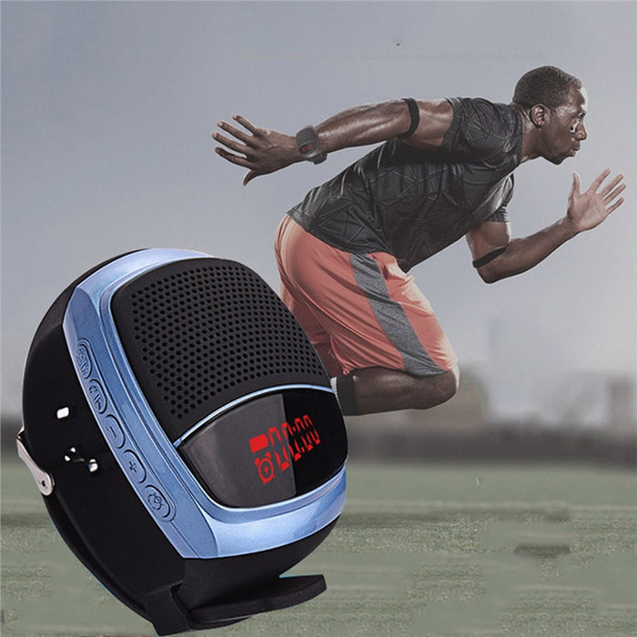 TechKara Bluetooth Speaker with FM Radio