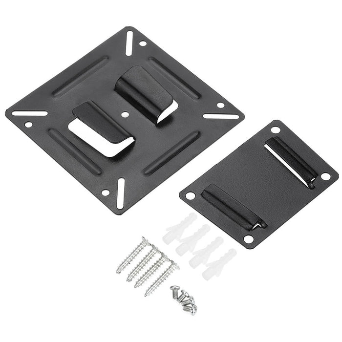 TechKara TV Wall Mount Bracket for 14-24 Inch LED LCD Plasma and Flat Screen