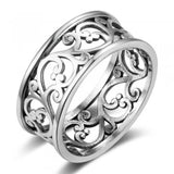 Vines 925 Sterling Silver Ring