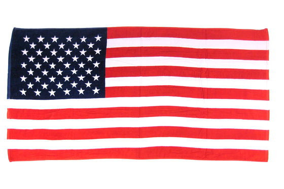 "Licensed United States of America Flag Bath Beach Towel 40""x70"" Towel Beach-Towel BLACK"
