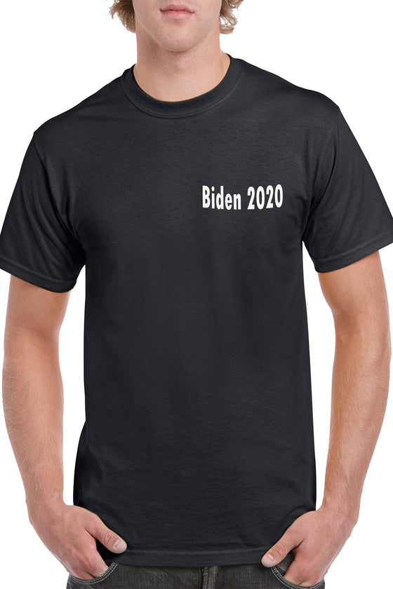 Unisex Biden 2020 Short Sleeve Shirt