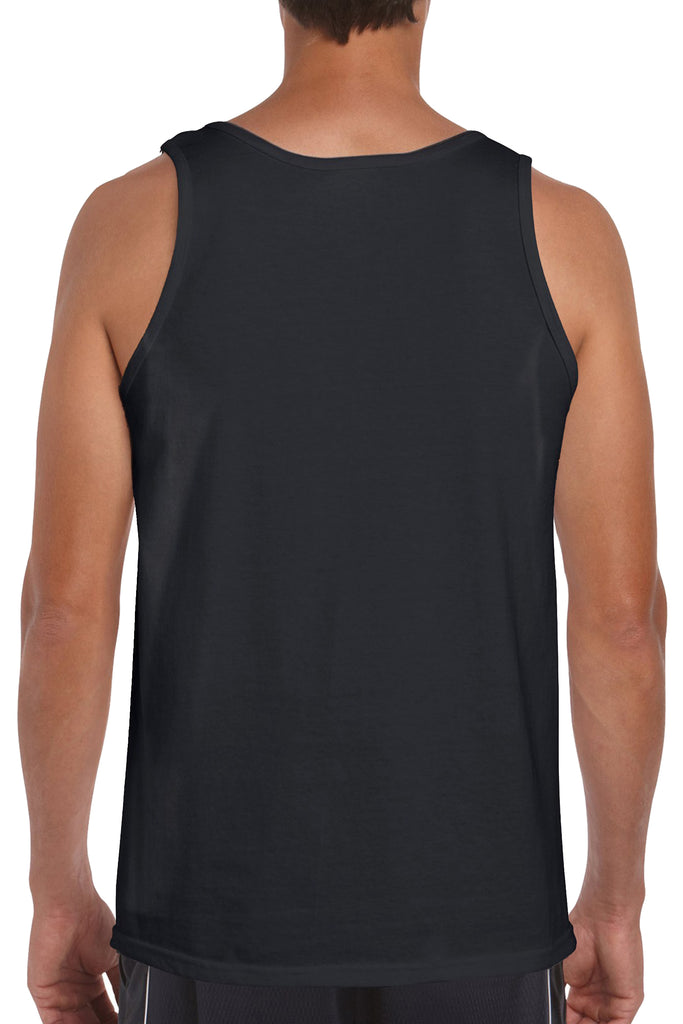 Men's Less Work More S*x Tank Top Shirt